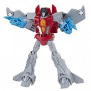 transformers - starscream - cyberverse warrior - 16cm - Figurer