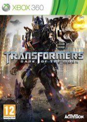 transformers: dark of the moon - xbox 360
