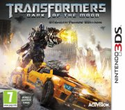 transformers: dark of the moon - nintendo 3ds