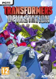 transformers devastation - PC