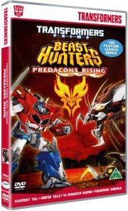 transformers prime: beast hunters - predacons rising - DVD
