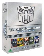 transformers prime - den komplette sæson 1 - DVD