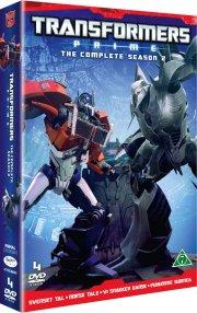 transformers prime - den komplette sæson 2 - DVD