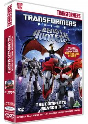 transformers prime - den komplette sæson 3 - DVD