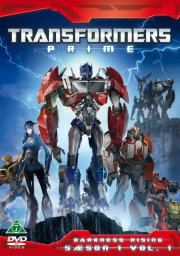 transformers prime - sæson 1 - vol. 1 - darkness rising - DVD