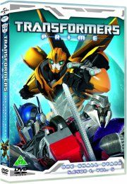 transformers prime - sæson 1 - vol. 5 - one shall stand - DVD