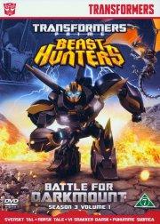 transformers prime - sæson 3 - vol .1 - DVD