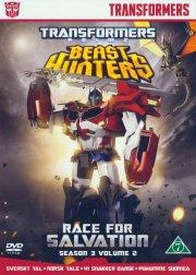 transformers prime - sæson 3 - vol. 2 - DVD