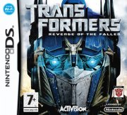 transformers: revenge of the fallen - autobots - nintendo ds