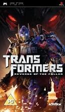 transformers: revenge of the fallen (essentials) - psp