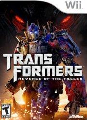 transformers: revenge of the fallen - wii