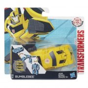 transformers robots in disguise one step changers figur - bumblebee - Figurer