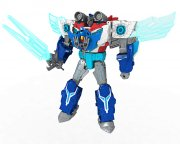 transformers robots in disguise power surge optimus prime figur - Figurer