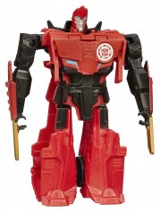 transformers - robots in disguise - sideswipe (b0898) - Figurer