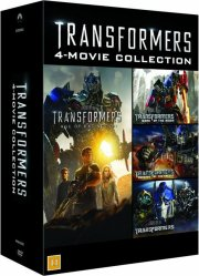 transformers 1 // transformers 2 // transformers 3 // transformers 4 - DVD