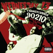 wednesday 13 - transylvania 90210 (songs of death dying and the dead) [pa] - cd