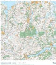 trap danmark: over rebild kommune - bog