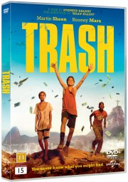 trash - 2014 - DVD