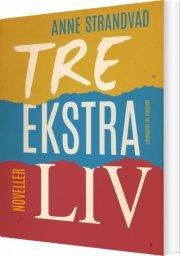 tre ekstra liv - bog