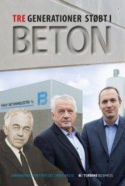 tre generationer støbt i beton - bog