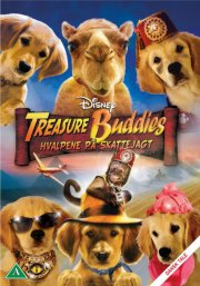 treasure buddies / hvalpene på skattejagt - disney - DVD
