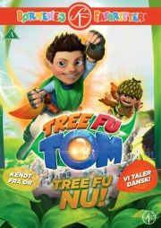 tree fu tom 1 - tree fu nu! - DVD