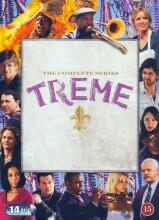 treme - den komplette serie - hbo - DVD
