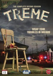 treme - sæson 2 - hbo - DVD