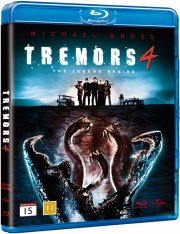 tremors 4: the legend begings - Blu-Ray