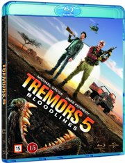 tremors 5: bloodlines - Blu-Ray