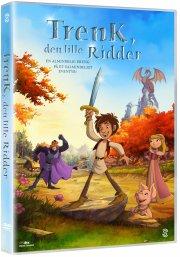 trenk den lille ridder - DVD