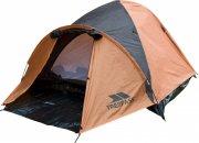 trespass ghabhar 4 personers telt - orange - Friluftsliv
