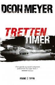 tretten timer - bog