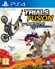 trials fusion: the awesome max edition - PS4