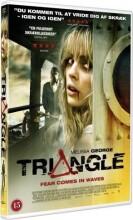 triangle - melissa george - 2009 - DVD