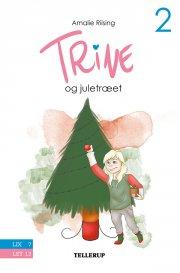 trine #2: trine og juletræet - bog