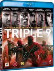 triple 9 - Blu-Ray