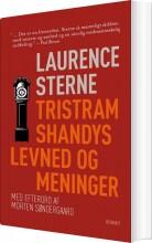 tristram shandys levned og meninger, klassiker - bog