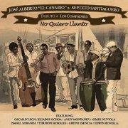 Image of   Albert Jose El Canario & El Septeto Santiaguero - Triubte A Los Compadres - CD