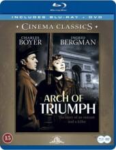 triumfbuen / arch of triumph  - BLU-RAY+DVD
