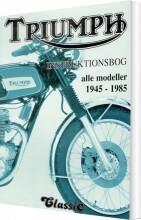 triumph - instruktionsbog - bog