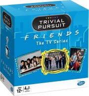 trivial pursuit - venner / friends spørgsmål på engelsk - Brætspil