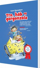 tro, håb og gorgonzola - bog