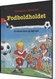 fodboldholdet 2 - trofaste fans og højt spil - bog
