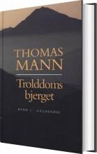 trolddomsbjerget - bog
