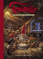 troldeliv - julekalenderbogen - bog
