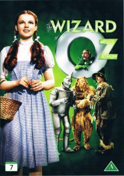 the wizard of oz / troldmanden fra oz - DVD