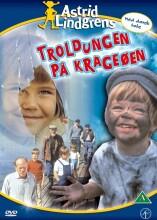 troldungen på krageøen / tjorven och skrållan - DVD