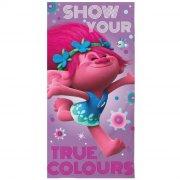 trolls håndklæde - glow - 70 x 140 cm - Til Boligen