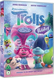 trolls - holiday special - DVD